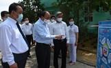 Chủ tịch nước Nguyễn Xuân Phúc: Lấy phòng dịch làm ưu tiên hàng đầu