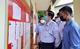 Phó Chủ tịch Thường trực Quốc hội Trần Thanh Mẫn kiểm tra công tác chuẩn bị bầu cử tại Sơn La