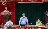 Chủ tịch Đỗ Văn Chiến làm việc với tỉnh Nghệ An về công tác chuẩn bị bầu cử