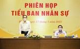 Bầu cử QH và HĐND: Phối hợp chặt chẽ, giải quyết chính xác vấn đề nhân sự