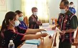 Hơn 4.850 cử tri vùng biên giới Quảng Nam đi bầu cử sớm