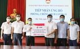 Tập đoàn Điện lực Việt Nam ủng hộ 1,5 tỷ đồng hỗ trợ phòng, chống dịch COVID-19