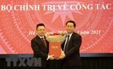 Ủy viên TW Đảng Lê Quốc Minh giữ chức Tổng Biên tập Báo Nhân Dân
