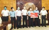 Bảo Minh ủng hộ 2 tỷ đồng hỗ trợ tỉnh Bắc Giang, Bắc Ninh phòng, chống dịch Covid-19