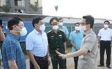 Phó Thủ tướng Vũ Đức Đam: Bắc Giang cần quyết liệt hơn trong chống dịch COVID-19