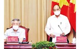 Chủ tịch nước chủ trì họp đánh giá tình hình giải quyết hồ sơ án tử hình