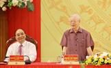 Tổng Bí thư dự Lễ công bố Quyết định chỉ định Đảng ủy Công an Trung ương nhiệm kỳ 2020-2025