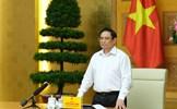 Thủ tướng Phạm Minh Chính: Phải sản xuất bằng được vaccine phòng, chống COVID-19 để chủ động lo cho người dân