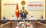 Thông qua Nghị quyết công bố kết quả và danh sách người trúng cử đại biểu Quốc hội khóa XV