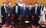 Đưa mối quan hệ hợp tác Việt Nam - Singapore lên tầm cao mới
