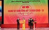 Thêm 55 tỷ đồng ủng hộ Hà Nội mua vắc-xin phòng Covid-19 từ Tập đoàn Sun Group