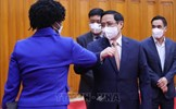 Thủ tướng: Ngân hàng Thế giới luôn đồng hành và đóng góp vào công cuộc phát triển KT-XH của Việt Nam