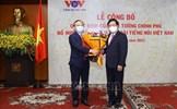 Công bố Quyết định bổ nhiệm ông Đỗ Tiến Sỹ giữ chức Tổng Giám đốc Đài Tiếng nói Việt Nam