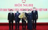 Ông Lê Tiến Châu giữ chức Phó Chủ tịch - Tổng Thư ký UBTƯ MTTQ Việt Nam