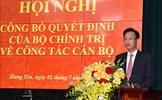 Đồng chí Nguyễn Hữu Nghĩa được điều động làm Bí thư Tỉnh ủy Hưng Yên