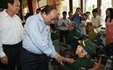 Quyết định về việc tặng quà nhân dịp kỷ niệm 74 năm ngày Thương binh - Liệt sỹ