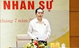 Phiên họp lần thứ tư của Tiểu ban Nhân sự, Hội đồng Bầu cử Quốc gia