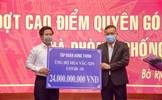 Tập đoàn Hưng Thịnh trao tặng gần 30 tỷ đồng cho Quỹ phòng, chống dịch Covid-19 của tỉnh Bà Rịa - Vũng Tàu và Lâm Đồng
