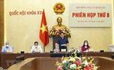 Thông qua Nghị quyết xác nhận tư cách đại biểu Quốc hội khóa XV của 499 người trúng cử