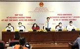 Quốc hội bầu nhân sự và quyết định nhiều vấn đề quan trọng trong điều kiện phòng dịch an toàn