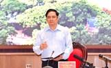 Thủ tướng Phạm Minh Chính: Hà Nội phải ưu tiên số 1 cho phòng, chống dịch an toàn, hiệu quả