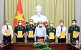 Chủ tịch nước: Không để gia đình chính sách đói cơm, lạt muối