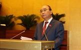 Chủ tịch nước Nguyễn Xuân Phúc: Giữ gìn sự đoàn kết, kiên định ý Đảng, lòng dân, đưa đất nước vững bước tiến về phía trước