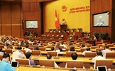 Ngày 26/7, Quốc hội thảo luận, biểu quyết thông qua Nghị quyết bầu Chủ tịch nước và Thủ tướng Chính phủ