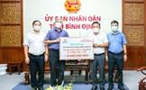Tập đoàn Hưng Thịnh tiếp tục đồng hành cùng tỉnh Bình Định trong công tác phòng, chống dịch Covid-19