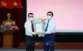 Nhà báo Lê Quốc Minh kiêm giữ chức Phó Trưởng ban Tuyên giáo Trung ương