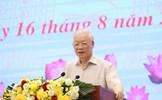 Tổng Bí thư: Tiếp tục tăng cường xây dựng, củng cố vững chắc khối đại đoàn kết toàn dân tộc