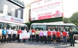 Tập đoàn BRG cùng Ngân hàng SeABank chung tay hỗ trợ TP. Hồ Chí Minh chống dịch