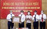 Chủ tịch nước Nguyễn Xuân Phúc thăm và làm việc tại Bắc Giang