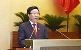 Phó Thủ tướng Phạm Bình Minh sẽ chủ trì xét duyệt hồ sơ đề nghị đặc xá trong trường hợp đặc biệt