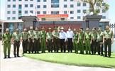 Thủ tướng Phạm Minh Chính dự Lễ gắn biển công trình Trụ sở Viện Khoa học hình sự