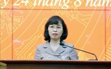 Bà Trịnh Thị Minh Thanh được bầu giữ chức Phó Bí thư Tỉnh ủy Quảng Ninh