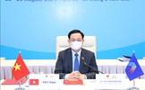 Chủ tịch Quốc hội Vương Đình Huệ tham dự Lễ bế mạc Đại hội đồng AIPA-42