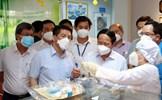 Phó Thủ tướng Lê Văn Thành: Bảo đảm an toàn dịch bệnh mới sản xuất bởi 'còn người, còn của'