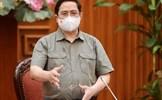 Thủ tướng kiểm tra công tác phòng, chống dịch COVID-19 tại TP Hồ Chí Minh