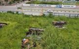 """Những dự án """"ôm đất vàng"""" bỏ hoang ở Hà Nội: Hậu quả của sự thiếu kiểm soát, xử lý"""