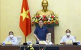 Chủ tịch Quốc hội nghe báo cáo công tác chuẩn bị chuyên đề giám sát năm 2022