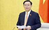 Chủ tịch Quốc hội làm việc với Tổ công tác về công tác phòng, chống dịch COVID-19