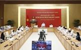 Thủ tướng chủ trì Hội nghị góp ý kiến dự thảo tổng kết Nghị quyết số 19-NQ/TW về đất đai