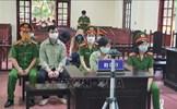 Tuyên án các cựu cán bộ Thanh tra Bộ Xây dựng trong vụ 'vòi tiền' doanh nghiệp ở Vĩnh Phúc