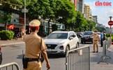 Quy trình xét duyệt, cấp Giấy đi đường, thẻ đi mua hàng thiết yếu tại Vùng 1 của Hà Nội