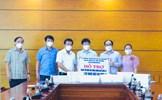 TP. Đồng Hới tiếp nhận 1.000 túi thuốc hỗ trợ điều trị bệnh nhân Covid-19