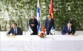 Chủ tịch Quốc hội Vương Đình Huệ chứng kiến lễ ký kết thỏa thuận hợp tác giữa VNPT và Nokia
