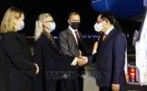 Chủ tịch Quốc hội Vương Đình Huệ đến Helsinki, bắt đầu thăm chính thức CH Phần Lan