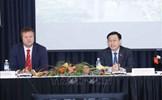 Chủ tịch Quốc hội Vương Đình Huệ dự Tọa đàm doanh nghiệp Việt Nam - Phần Lan