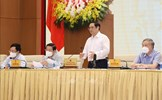Thủ tướng Phạm Minh Chính: Chống tham nhũng, tiêu cực, lợi ích nhóm trong xây dựng và hoàn thiện thể chế